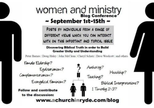 women and evangelism dissertation Spiritual warfare and evangelism his doctoral dissertation was spiritual warfare men and women we are wrestling.