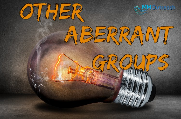 Other aberrant groups on MM Outreach